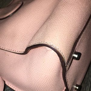Coach Bags - Coach- Dusty Pink Bag- Okay Condition